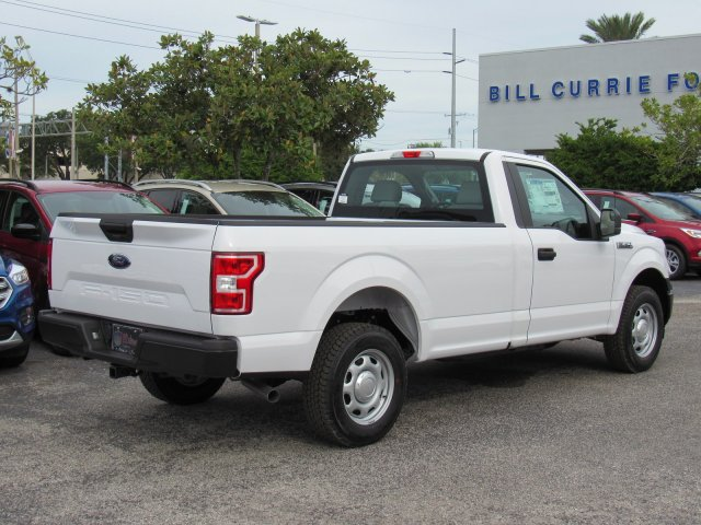 2018 F-150 Regular Cab 4x2,  Pickup #181556 - photo 2
