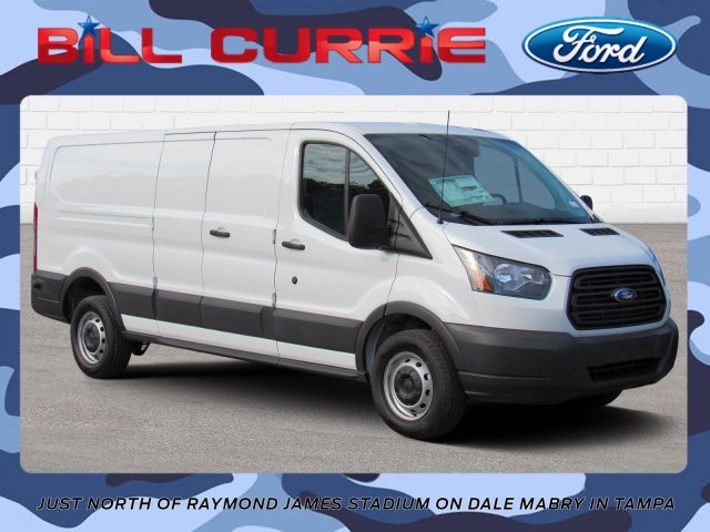 2018 Transit 250 Low Roof 4x2,  Empty Cargo Van #181563 - photo 1