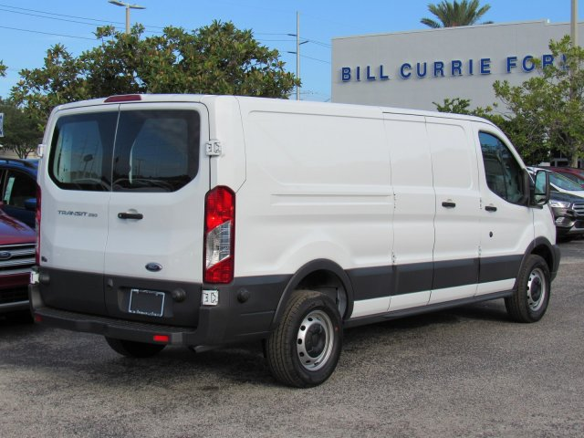 2018 Transit 250 Low Roof 4x2,  Empty Cargo Van #181563 - photo 4