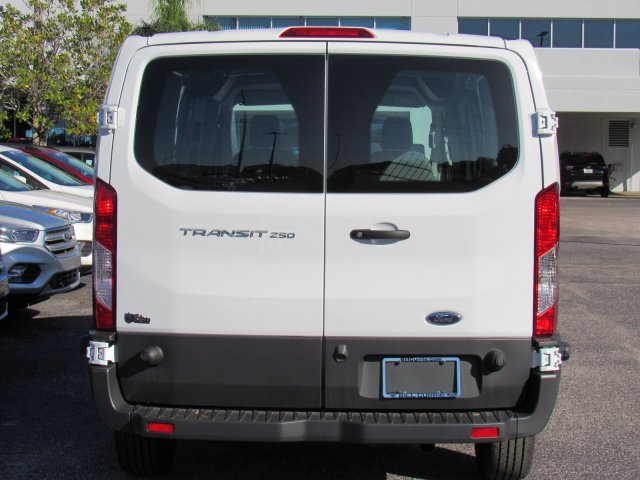 2018 Transit 250 Low Roof 4x2,  Empty Cargo Van #181565 - photo 5