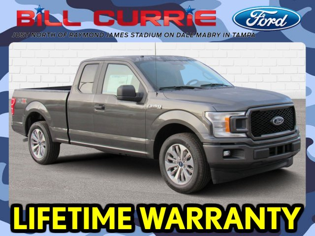 2018 F-150 Super Cab 4x2,  Pickup #181590 - photo 1