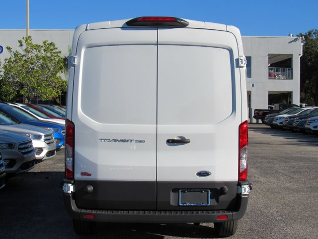 2018 Transit 250 Med Roof 4x2,  Empty Cargo Van #181592 - photo 5