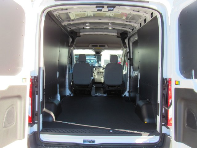 2018 Transit 250 Med Roof 4x2,  Empty Cargo Van #181592 - photo 2