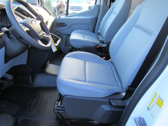 2018 Transit 150 Med Roof 4x2,  Empty Cargo Van #181645 - photo 12