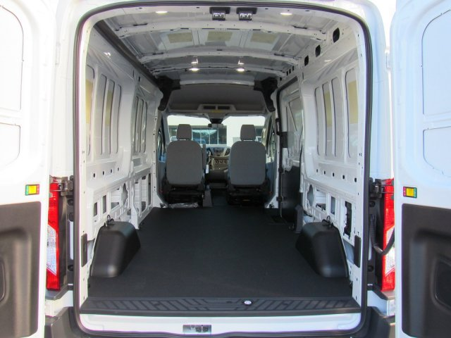 2018 Transit 150 Med Roof 4x2,  Empty Cargo Van #181645 - photo 2