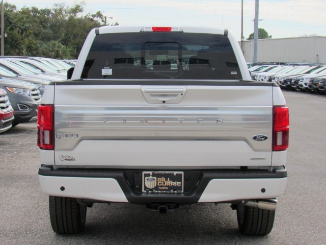 2018 F-150 SuperCrew Cab 4x4,  Pickup #181647 - photo 4
