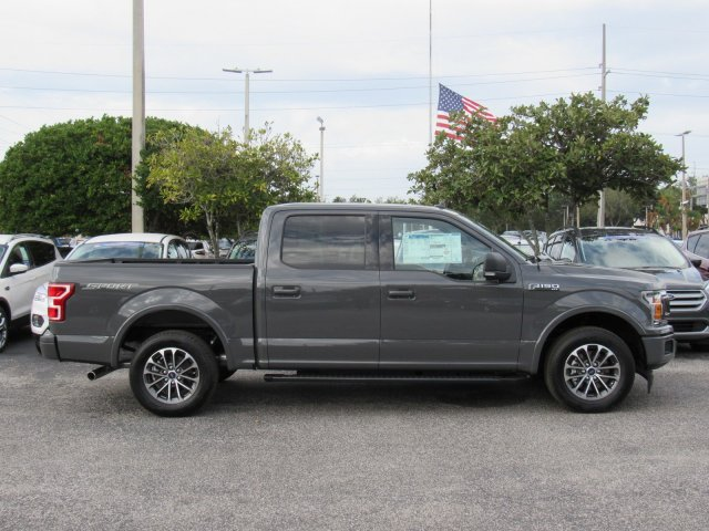 2018 F-150 SuperCrew Cab 4x2,  Pickup #181688 - photo 3