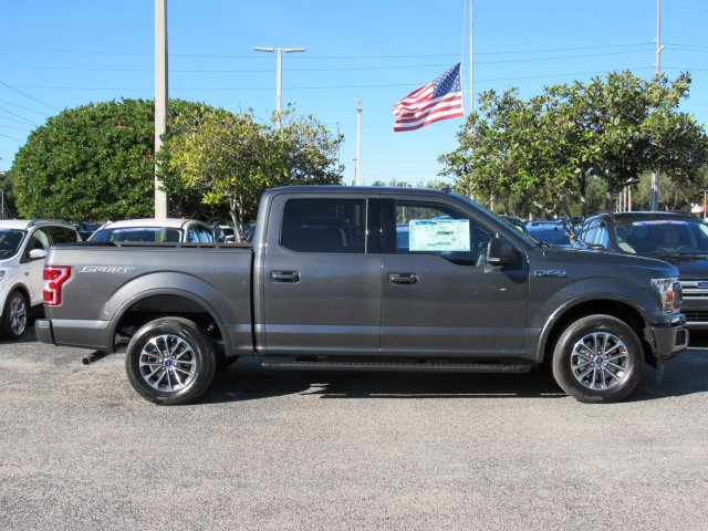 2018 F-150 SuperCrew Cab 4x2,  Pickup #181694 - photo 3