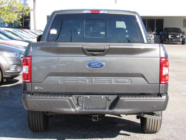 2018 F-150 SuperCrew Cab 4x2,  Pickup #181694 - photo 4