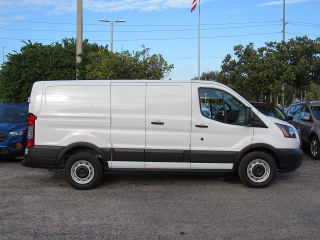 2019 Transit 150 Low Roof 4x2,  Empty Cargo Van #190075 - photo 3