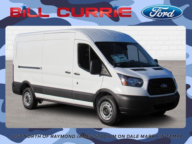 2019 Transit 250 Med Roof 4x2,  Empty Cargo Van #190103 - photo 1