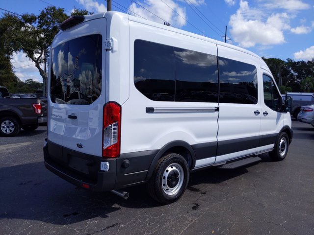 2020 Ford Transit 350 Med Roof RWD, Passenger Wagon #20F0872 - photo 1
