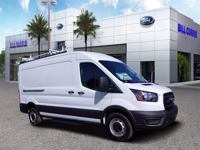 2020 Ford Transit 250 Med Roof 4x2, Masterack Upfitted Cargo Van #20F1065 - photo 1