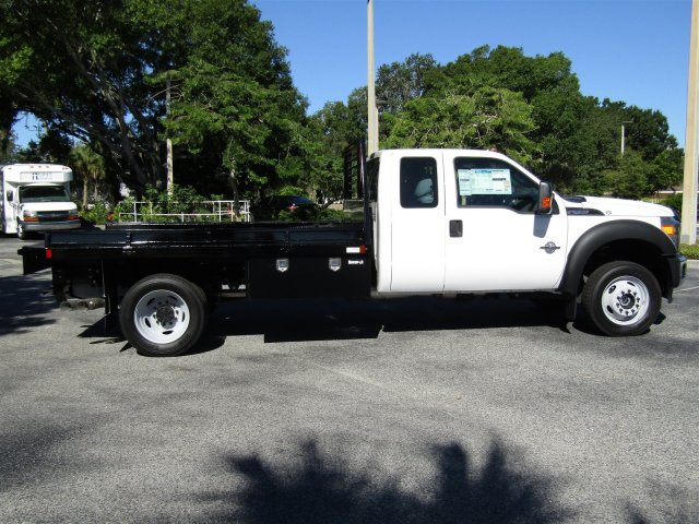 2016 F-450 Super Cab DRW 4x4, Hauler Body #GEB26567 - photo 3