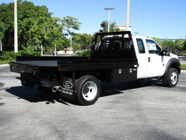 2016 F-450 Super Cab DRW 4x4, Hauler Body #GEB26567 - photo 2