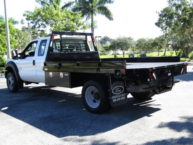 2016 F-450 Super Cab DRW 4x4, Hauler Body #GEB26567 - photo 4