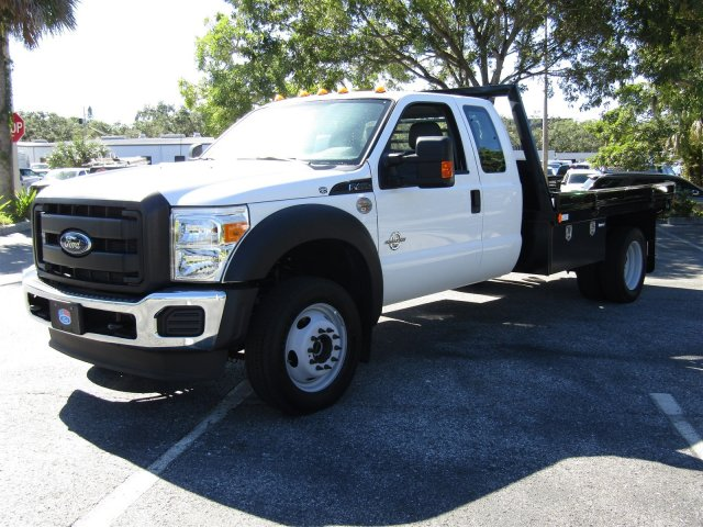 2016 F-450 Super Cab DRW 4x4, Hauler Body #GEB26567 - photo 5