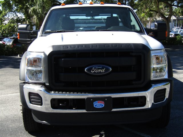 2016 F-450 Super Cab DRW 4x4, Hauler Body #GEB26567 - photo 6