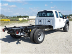 2016 F-450 Super Cab DRW 4x4, Cab Chassis #GEB26567 - photo 1