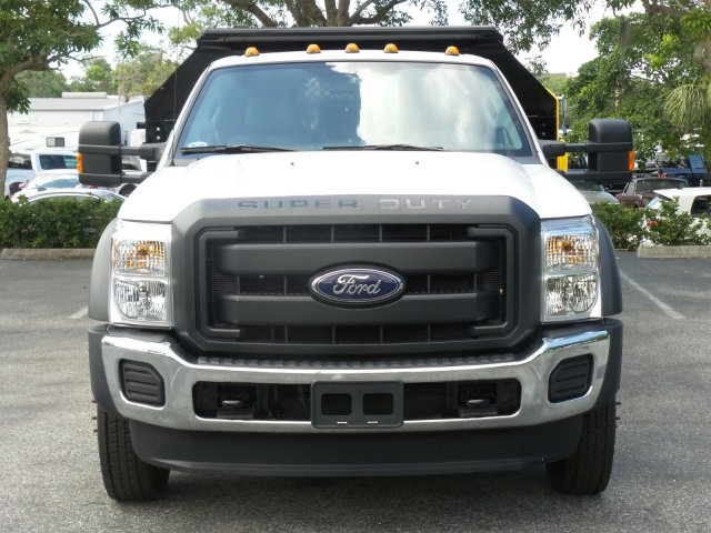 2016 F-450 Regular Cab DRW 4x4, Dump Body #GEB33437 - photo 8