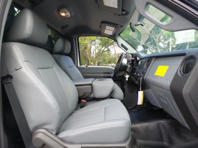 2016 F-450 Regular Cab DRW 4x4, Dump Body #GEB33437 - photo 12