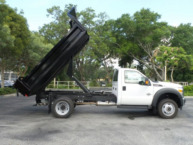 2016 F-450 Regular Cab DRW 4x4, Dump Body #GEB33437 - photo 26