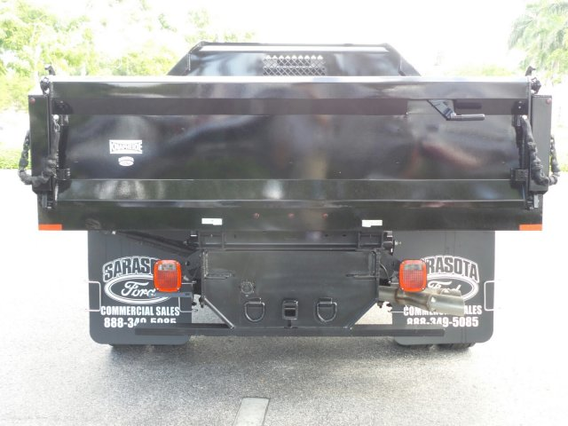 2016 F-450 Regular Cab DRW 4x4, Dump Body #GEB33437 - photo 4