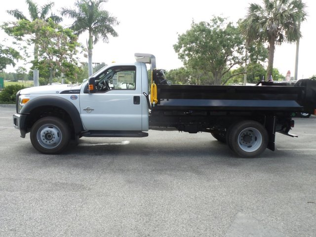 2016 F-450 Regular Cab DRW 4x4, Dump Body #GEB33437 - photo 6