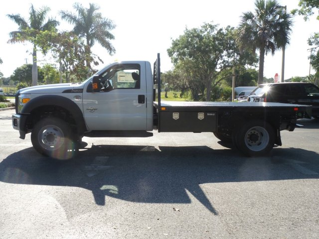 2016 F-550 Regular Cab DRW, Platform Body #GEB33440 - photo 6