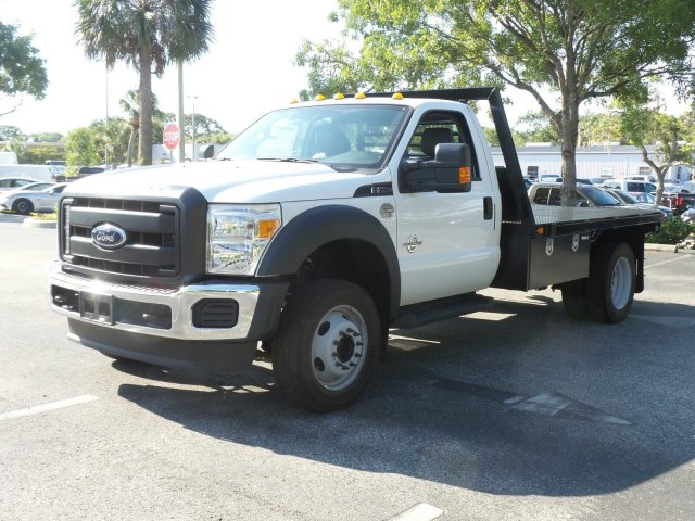 2016 F-550 Regular Cab DRW, Platform Body #GEB33440 - photo 7