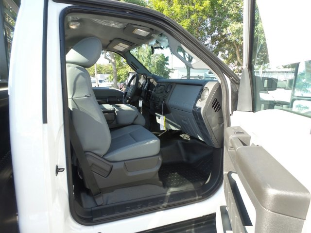 2016 F-550 Regular Cab DRW, Platform Body #GEB33440 - photo 11