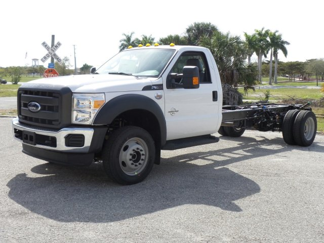 2016 F-550 Regular Cab DRW 4x4, Cab Chassis #GEC32865 - photo 11