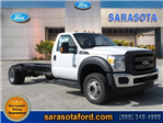 2016 F-550 Regular Cab DRW 4x4, Cab Chassis #GEC32865 - photo 1