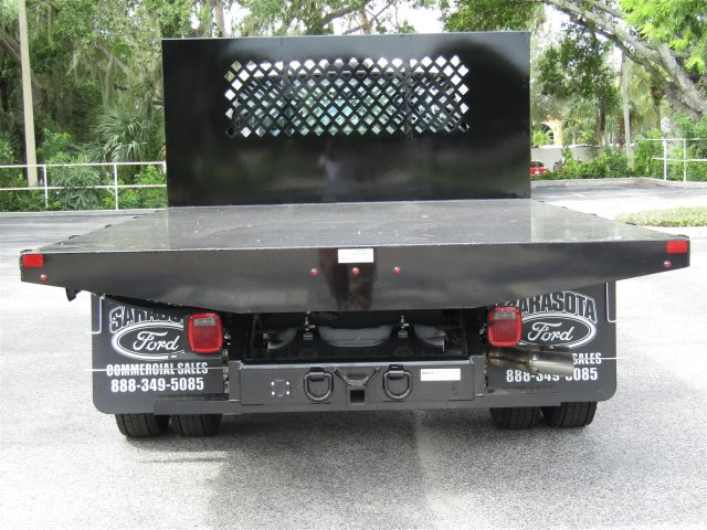 2016 F-450 Regular Cab DRW 4x4, Platform Body #GEC45553 - photo 5