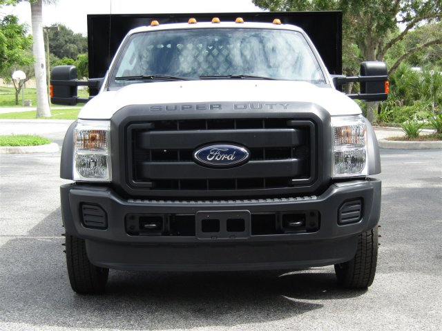 2016 F-450 Regular Cab DRW 4x4, Platform Body #GEC45553 - photo 6