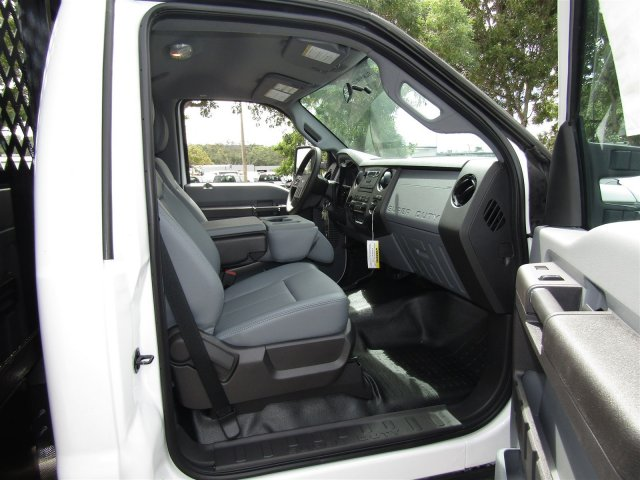 2016 F-450 Regular Cab DRW 4x4, Platform Body #GEC45553 - photo 10