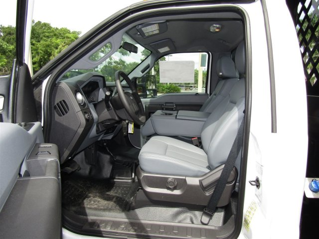 2016 F-450 Regular Cab DRW 4x4, Platform Body #GEC45553 - photo 13