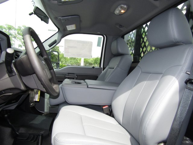 2016 F-450 Regular Cab DRW 4x4, Platform Body #GEC45553 - photo 14