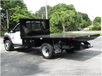 2016 F-450 Regular Cab DRW 4x4, Platform Body #GEC45553 - photo 1