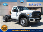 2016 F-450 Regular Cab DRW 4x4, Cab Chassis #GEC45554 - photo 1