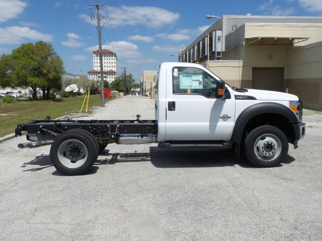 2016 F-450 Regular Cab DRW 4x4, Cab Chassis #GEC45555 - photo 3