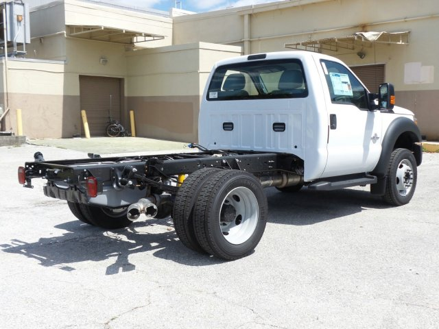 2016 F-450 Regular Cab DRW 4x4, Cab Chassis #GEC45555 - photo 2