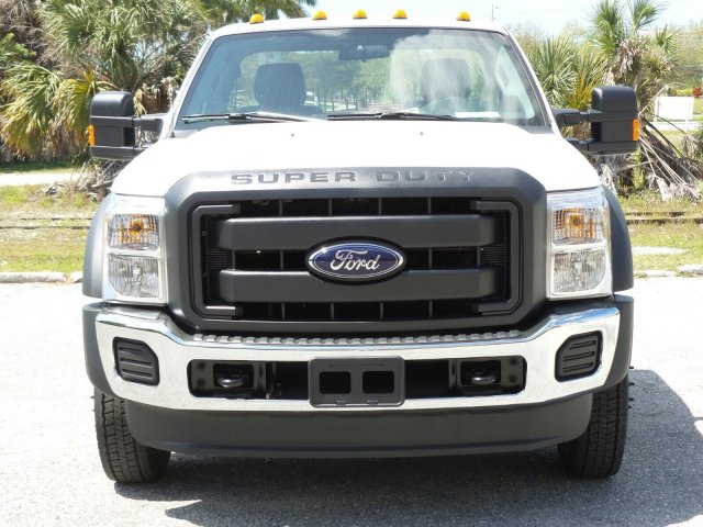 2016 F-450 Regular Cab DRW 4x4, Cab Chassis #GEC45555 - photo 6