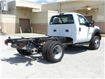 2016 F-450 Regular Cab DRW 4x4, Cab Chassis #GEC45555 - photo 1