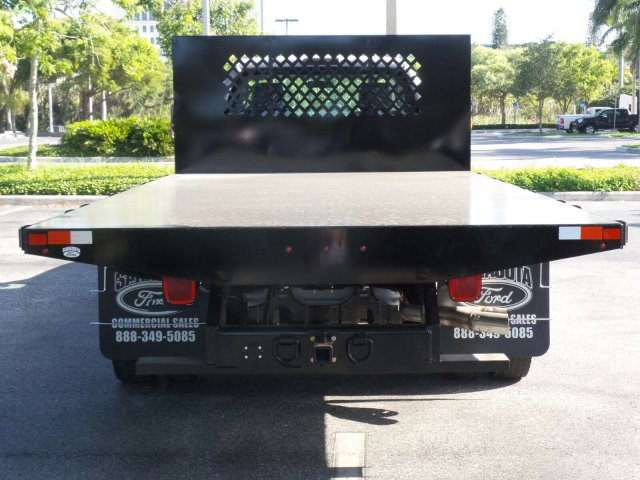 2016 F-550 Regular Cab DRW, Platform Body #GEC45560 - photo 4