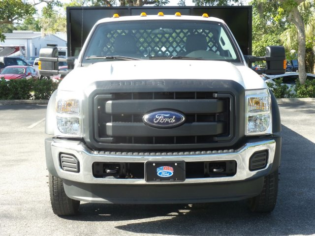 2016 F-550 Regular Cab DRW, Platform Body #GEC45560 - photo 8