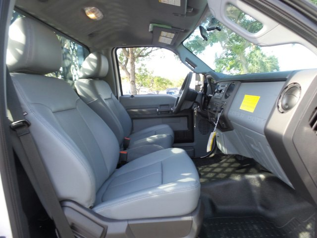 2016 F-550 Regular Cab DRW, Platform Body #GEC45560 - photo 12