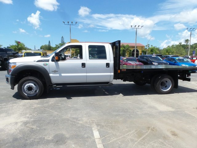 2016 F-450 Crew Cab DRW, Platform Body #GEC45562 - photo 5