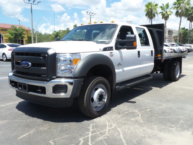 2016 F-450 Crew Cab DRW, Platform Body #GEC45562 - photo 14
