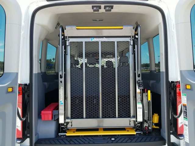 2016 Transit 350 Medium Roof, Mobility Works Mobility #GKA18965 - photo 2